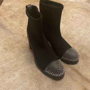 Authentic Christian Louboutin Stretch Boot